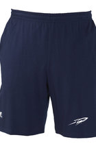 RUSSEL COTTON POCKETED SHORTS NAVY -S
