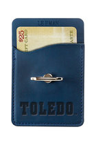 Toledo Rockets Cellphone ID Holder with Ring