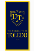 University of Toledo X-Large Felt Pennant Banner