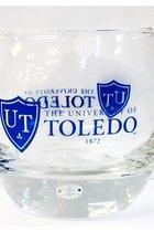 University of Toledo 10.75oz Oxygen Rocks Glass