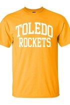 Toledo Rockets MV Sport Short Sleeve Tee