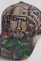 University of Toledo REALTREE UA Classic Fitted Cap