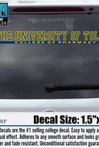 University of Toledo Decal College of Pharmacy