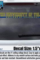 University of Toledo Decal College of Pharmacy
