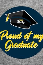 University of Toledo Graduate Button