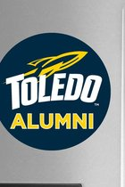 University of Toledo Alumni Button
