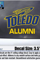 University of Toledo Decal Alumni