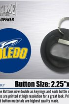 University of Toledo Bottle Opener Key Chain