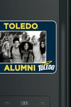 University of Toledo Magnetic Alumni Photo Frame