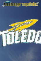 Toledo Rockets Sport Logo Holographic Decal