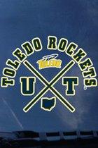Toledo Rockets Window Decal