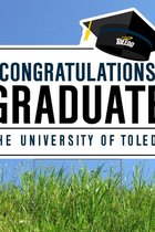 University of Toledo Graduation Yard Sign