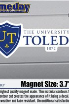 University of Toledo Academic Shield Magnet