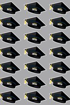 University of Toledo Graduation Cap Stickers