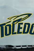 University of Toledo Sport Logo Xstatic Window Cling