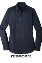 University of Toledo CI Sport Ladies Dress Shirt