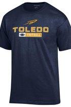 University of Toledo Football Tee Shirt