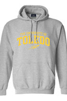University of Toledo MV Sport Comfort Fleece Hood