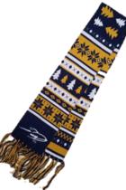 University of Toledo Ugly Sweater Scarf