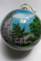 SG MCM HAND PAINTED ORNAMENT